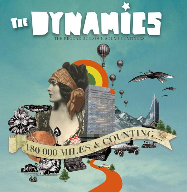 THE DYNAMICS da Lione una miscela esplosiva di soul, dub e reggae