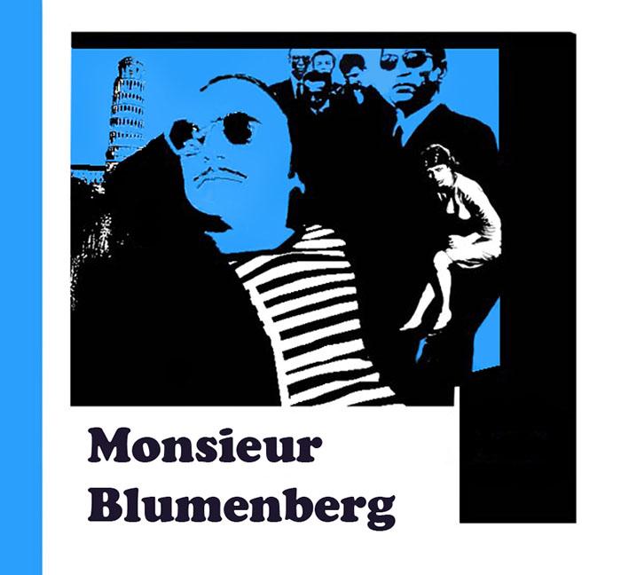 Magnaroma Lounge Venerdì 15 Maggio ore 19 CoratellaInTerrazza Special guest: Monsieur Blumenberg