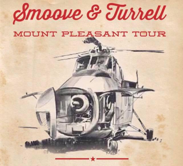 Mount Pleasant, quinto album e nuovo tour in Italia per Smoove & Turrell nel 2018
