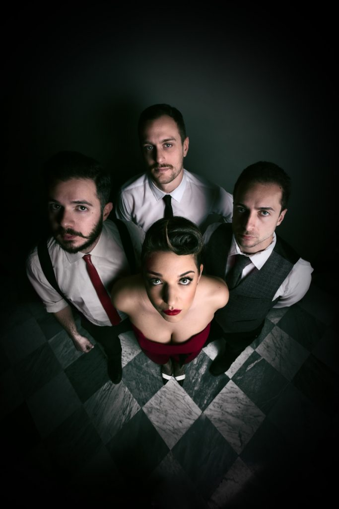 Swingrowers, nuovo album OutsideIn e nuovo tour in Europa per la band rivelazione dell'ElectroSwing