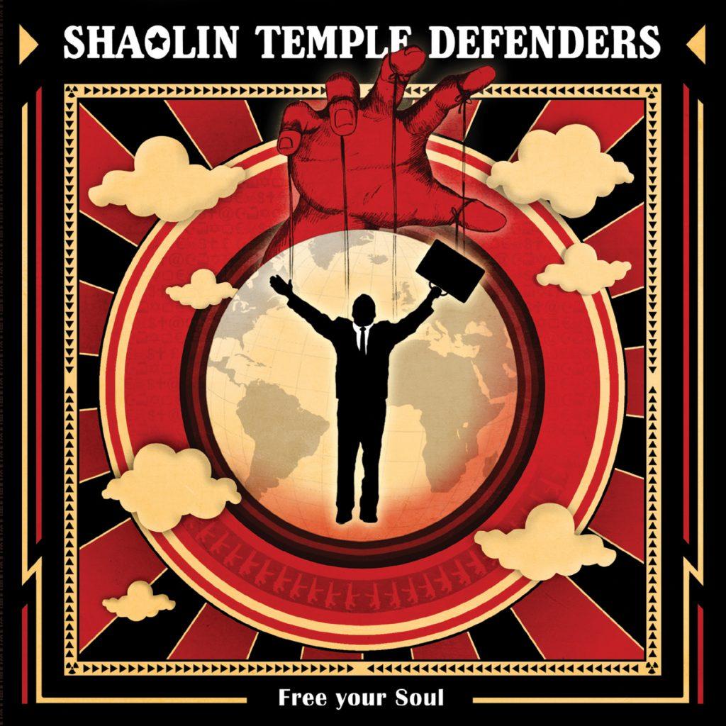 """""""Free Your Soul"""", il nuovo album degli Shaolin Temple Defenders"""