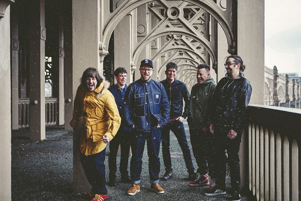 Smoove & Turrell Solid Brass Tour – Ten Years of Northern Funk – in Italia dal 7 al 10 febbraio 019