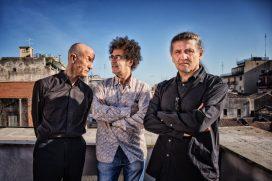 Servillo/Girotto/Mangalavite in concerto al Mattinata Jazz Festival il 20 luglio