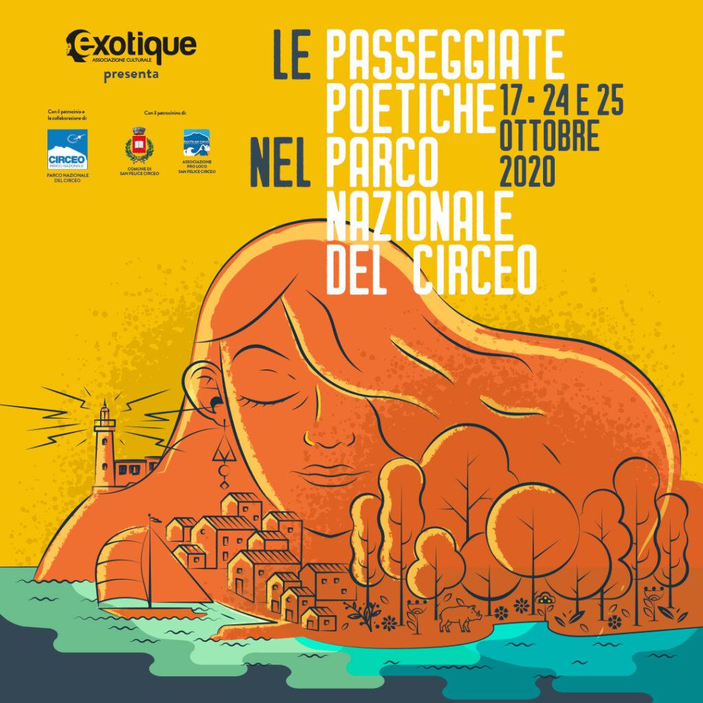 Le Passeggiate Poetiche nel Parco Nazionale del Circeo 17, 25 e 31 Ottobre 2020