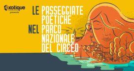 Le Passeggiate Poetiche nel Parco Nazionale del Circeo tornano nella primavera 2019