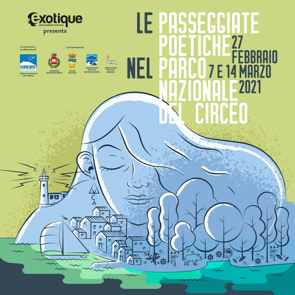 Le Passeggiate Poetiche nel Parco Nazionale del Circeo, gli appuntamenti di febbraio e marzo 2021