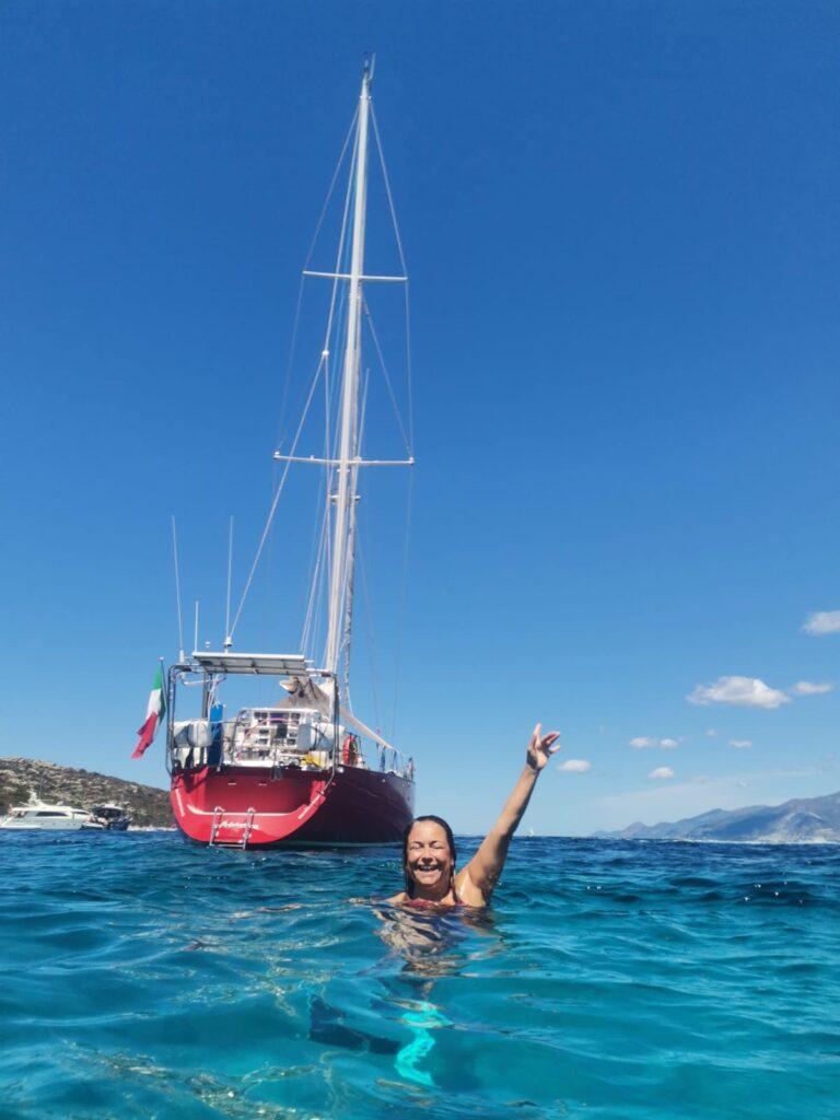 Le Veleggiate Poetiche su Adriatica alla scoperta di Corsica e Sardegna
