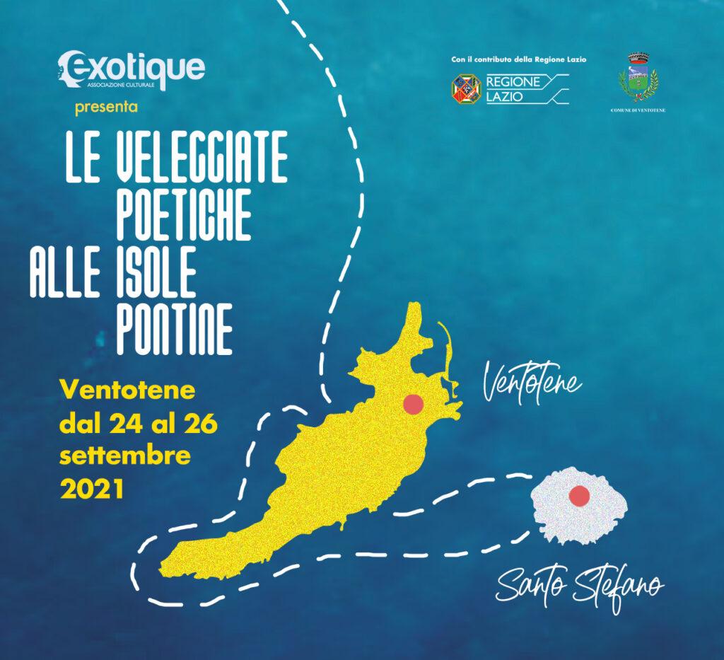 Le Veleggiate Poetiche alle Isole Pontine_Ventotene